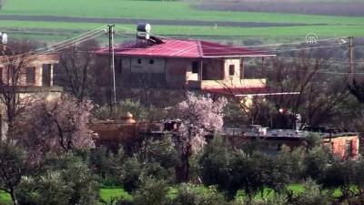 Zeytin Dalı Harekatı - Askeri araçların Hassa'dan geçişi - HATAY