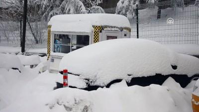 Trakya'da kış - KIRKLARELİ/EDİRNE