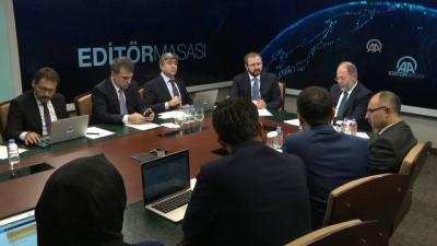 Akdağ: '(Seçim ittifakı teklifi) Milletin iradesinden CHP de korkmamalıdır, HDP de korkmamalıdır' - ANKARA