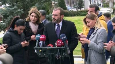 Ünal: 'Türkiye, Suriye'de savaşın tarafı değildir' - ANKARA