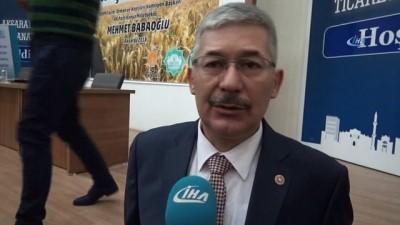 Aksaray'da 'Çiftçiler Buluşması' programı düzenlendi