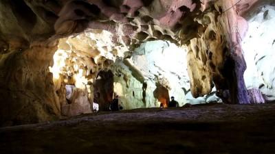 500 bin yıl öncesine ışık tutan mağara: Karain - ANTALYA