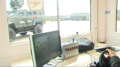 İnsansız zırhlı araç 'Ejder Yalçın' testlerden geçti