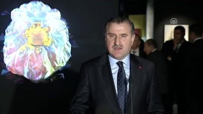 Galatasaray Stadyum Müzesi'nin resmi açılışı yapıldı - İSTANBUL