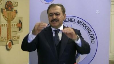 Eroğlu: 'Sulama barajlarında ortalama doluluk yüzde 40' - ANKARA