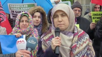 28 Şubat'ın yıl dönümü - Özgür-Der basın açıklaması - İSTANBUL