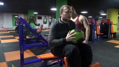 Spor ve uyguladığı diyet programıyla zayıfladı - ZONGULDAK