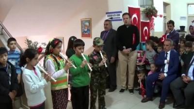 Okul harçlıklarını Mehmetçik'e bağışladılar - KAHRAMANMARAŞ