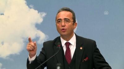 Tezcan: 'YSK Başkanı görevinden çekilmeli' - ANKARA