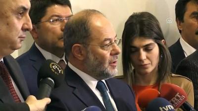Başbakan Yardımcısı Akdağ: ''Soruna ortak çözüm bulmaya gayret edeceğiz'' - ANKARA