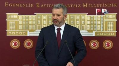 AK Parti İstanbul Milletvekili Hasan Turan:'Siyasi tarihimizde gerçekleşmiş bütün darbeler, milletimize, demokrasimize, insan hakları ve hukuka yapılmış ağır saldırılar ve ihanettir'