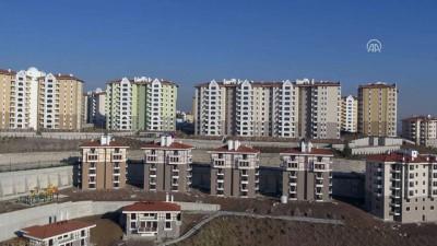 TOKİ 'KuzeyKent Projesi'ni tanıttı - Drone görüntüleri - ANKARA