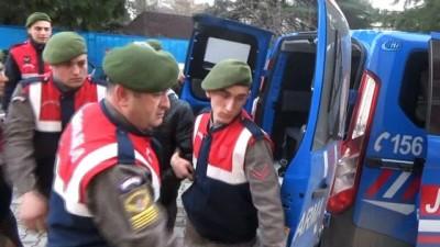 Bolu'da, cinayet şüphelisi 4 kişi tutuklandı