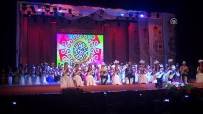 Kırgızistan Kadınlar Kongresi 25. yılını kutladı - BİŞKEK