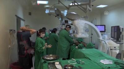 Türkiye'nin 10'uncu 'hibrit' ameliyathanesi Samsun'da açıldı