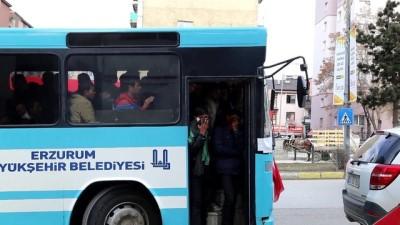 180 kaçak göçmen yakalandı - ERZURUM