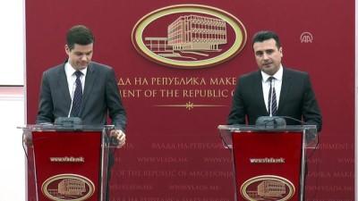 ABD Dışişleri Bakan Yardımcısı Mitchell Makedonya'da - ÜSKÜP