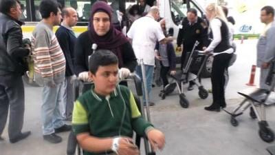 """Karacasu Belediye Başkanı Büyükyapıcı: """"Durumu ağır öğrenci yok"""""""