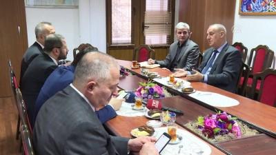 AA ve TRT'den AZERTAC'a ziyaret - BAKÜ