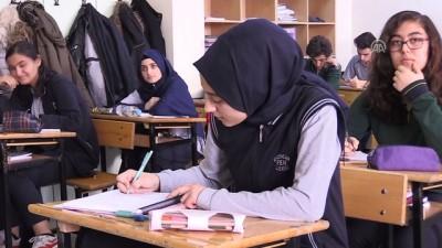 'Liseliler Destan Yazıyor' Yarışması - ERZİNCAN