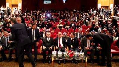 Erzurum'da 296 tıp fakültesi öğrencisi beyaz önlük giydi