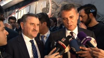 """Fikret Orman: """"Takımımız iyi mücadele etti"""""""