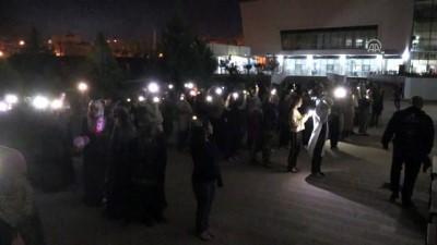 Üniversitelilerden Mehmetçiğe koreografili destek - KİLİS