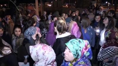 Yurtlarda kalan öğrencilerden Afrin'deki askerlere destek - AFYONKARAHİSAR