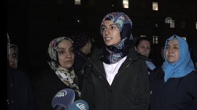 Yurtta kalan öğrencilerden Mehmetçik'e destek - ADANA/MERSİN