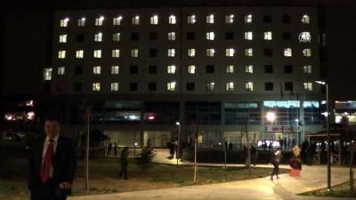 Üniversite öğrencilerinden Mehmetçik'e ışıklı destek - KONYA