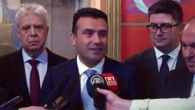 Makedon-Türk ikili ekonomik ilişkileri görüşüldü - ÜSKÜP