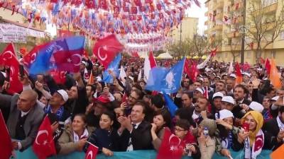 Başbakan Yıldırım, vatandaşlara hitap etti (1) - GAZİANTEP