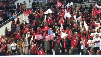 Cumhurbaşkanı Erdoğan: 'Üniversite terörist gençlik yetiştirmez, vatanına, milletine hizmet edecek bir nesil yetiştirir' - SAMSUN