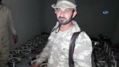 - Sultan Murat Tümeni, Afrin'de Pkk/pyd'nin Patlayıcı Madde Depolarını İmha Etti