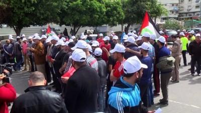 'Büyük Dönüş' yürüyüşüne destek koşusu - GAZZE