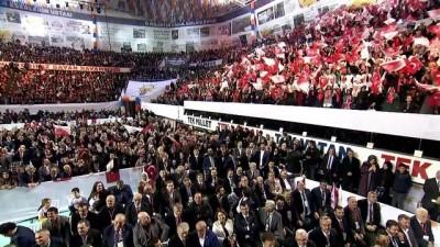 Cumhurbaşkanı Erdoğan: 'Samsun Üniversitemizin kuruluşuyla ilgili karar, önceki gün Yükseköğretim Kurulumuzda alındı' - SAMSUN