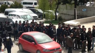 Beytüşşebap'taki 643 milyon TL zimmet olayında 10 kişi tutuklandı