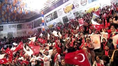 Cumhurbaşkanı Erdoğan: 'Diriliş hareketini Afrin'le başlattık. Devamına var mıyız' - SAMSUN