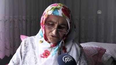 Yaşlı kadın yatağında okuma yazma öğrendi - DÜZCE