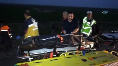 Şoför kalp krizi geçirdi, otobüs şarampole devrildi: 4 ölü, 34 yaralı