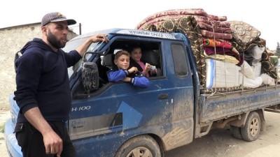 Zeytin Dalı bölgesinde ulaşım için artık para verilmeyecek - AFRİN