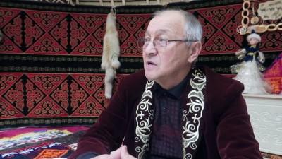 Kazaklar 3 bin yıllık aşık oyununu yaşatmaya çalışıyor - ASTANA