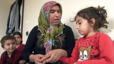 Lösemi hastası minik İlknur yardım bekliyor