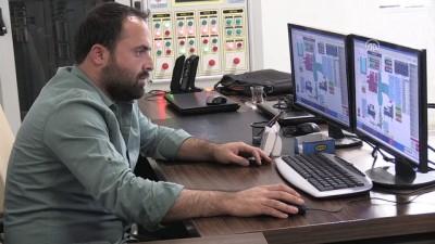 Hizan'daki Sutopu Deresi Şirvan'a enerji oldu - BİTLİS