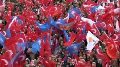 Cumhurbaşkanı Erdoğan: '3 bin 700'ü aşkın terörist etkisiz hale getirildi' - GİRESUN