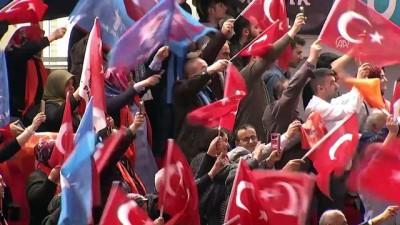 Cumhurbaşkanı Erdoğan:'16 Nisanda Giresun kendisine yakışanı yaptı' - GİRESUN