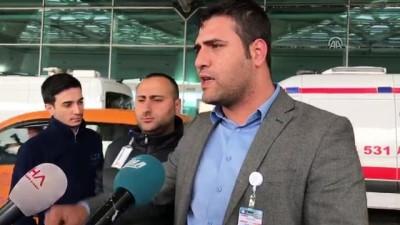 'Uber' şoförünün kadın yolcuyu darbettiği iddiası - İSTANBUL