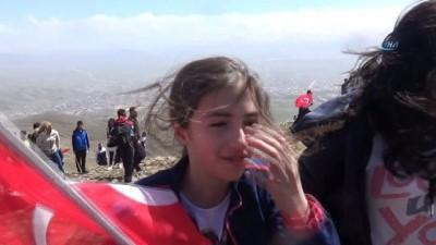 2744 rakımlı tepeye 'Afrin Kahramanları' adı verildi
