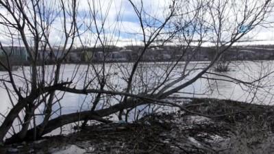 Kura nehri taştı, Ardahan Ovası su altında kaldı