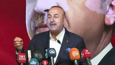 Dışişleri Bakanı Çavuşoğlu: 'Avrupa'daki Yahudi düşmanlığı İslam düşmanlığından daha az değildir' - BURSA